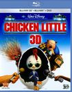 Chicken Little 3d [3 Discs] [3d] [blu-ray/dvd] 3648387