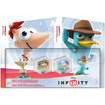 Disney Infinity Phineas and Ferb Toy Box Set - PlayStation 3, Xbox 360, Nintendo Wii, Wii U, 3DS