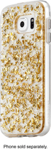 Case-Mate - Karat Hard Shell Case for Samsung Galaxy S 6 Cell Phones - Gold