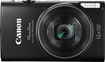Canon - PowerShot ELPH 350 HS 20.2-Megapixel Digital Camera - Black