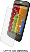 ZAGG - InvisibleShield for Motorola Moto G Cell Phones - Clear