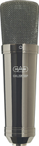 CAD - Condenser Microphone - Black