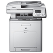 Canon - imageCLASS MF9220Cdn Network-Ready Color Laser Printer - White