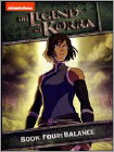Legend Of Korra: Book Four: Balance (DVD) (2 Disc)