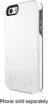 OtterBox - Symmetry Case for Apple® iPhone® 5 and 5s - Glacier