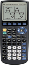 Texas Instruments - TI-83 Plus Graphing Calculator