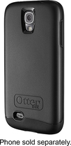 OtterBox - Symmetry Case for Samsung Galaxy S 4 Cell Phones - Black