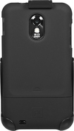 Platinum Series - Holster Case for Samsung Epic 4G Touch Cell Phones - Black