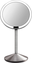 simplehuman - Mini Lighted Sensor Activated Vanity Makeup Mirror