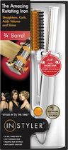 InStyler - Rotating Iron - Silver