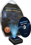 NightWave - Sleep Assistant Clamshell - Black