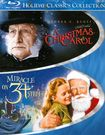 Holiday Classics Collection: A Christmas Carol/miracle On 34th Street [2 Discs] [blu-ray] 3685001