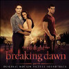 The Twilight Saga: Breaking Dawn, Pt. 1 - CD - Original Soundtrack