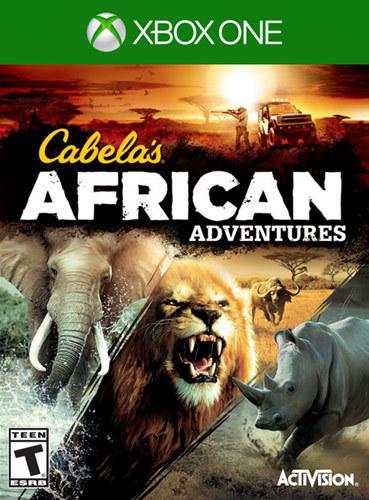 Cabela's African Adventures - Xbox One