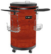 Equator - 70-Bottle Beverage Cooler - Cherry