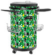 Equator - 70-Bottle Beverage Cooler - Green