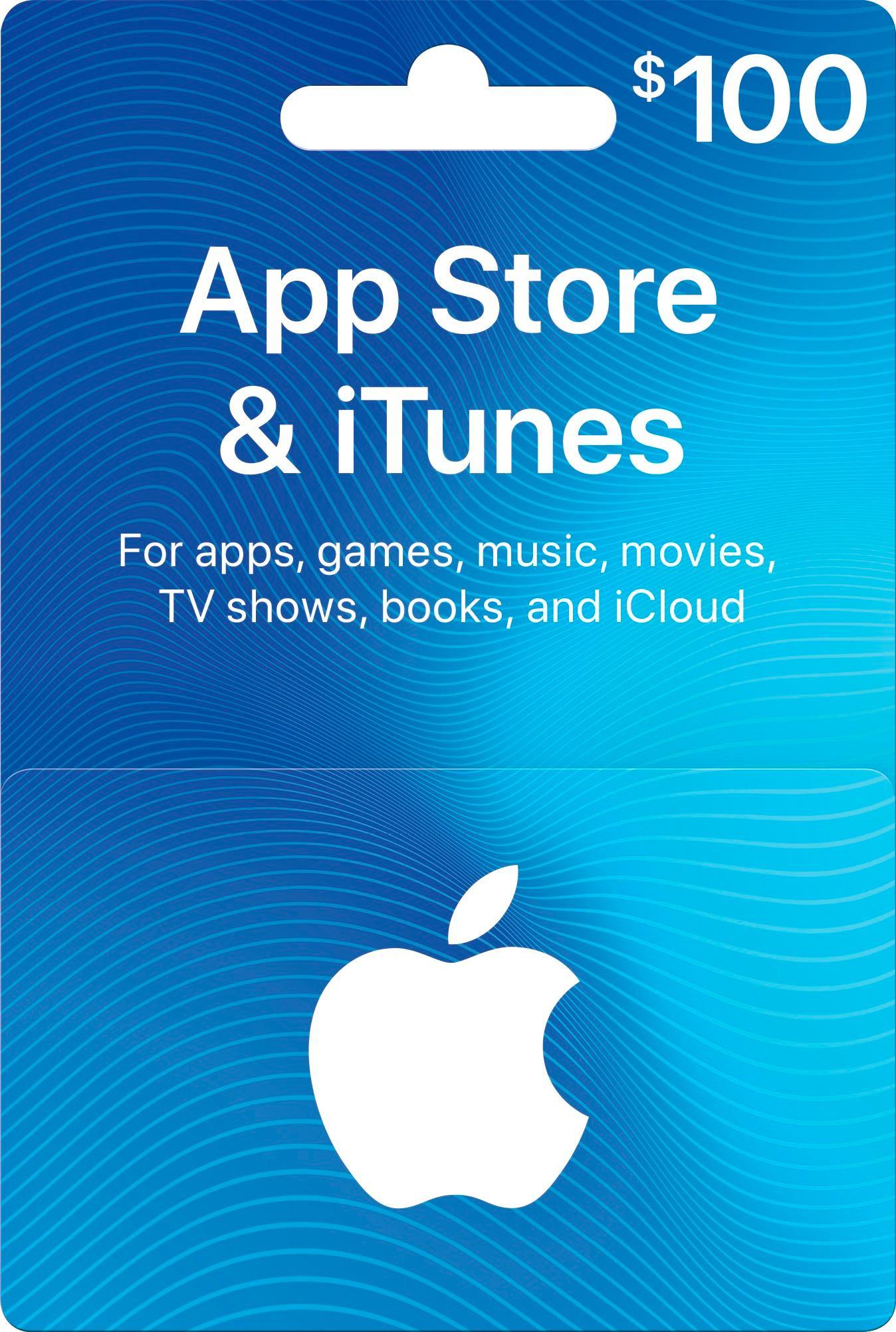 Apple ITUNES 0114 $100 largeFrontImage