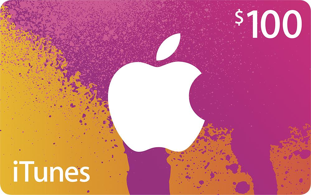 Apple ITUNES 0114 $100 alternateViewsImage