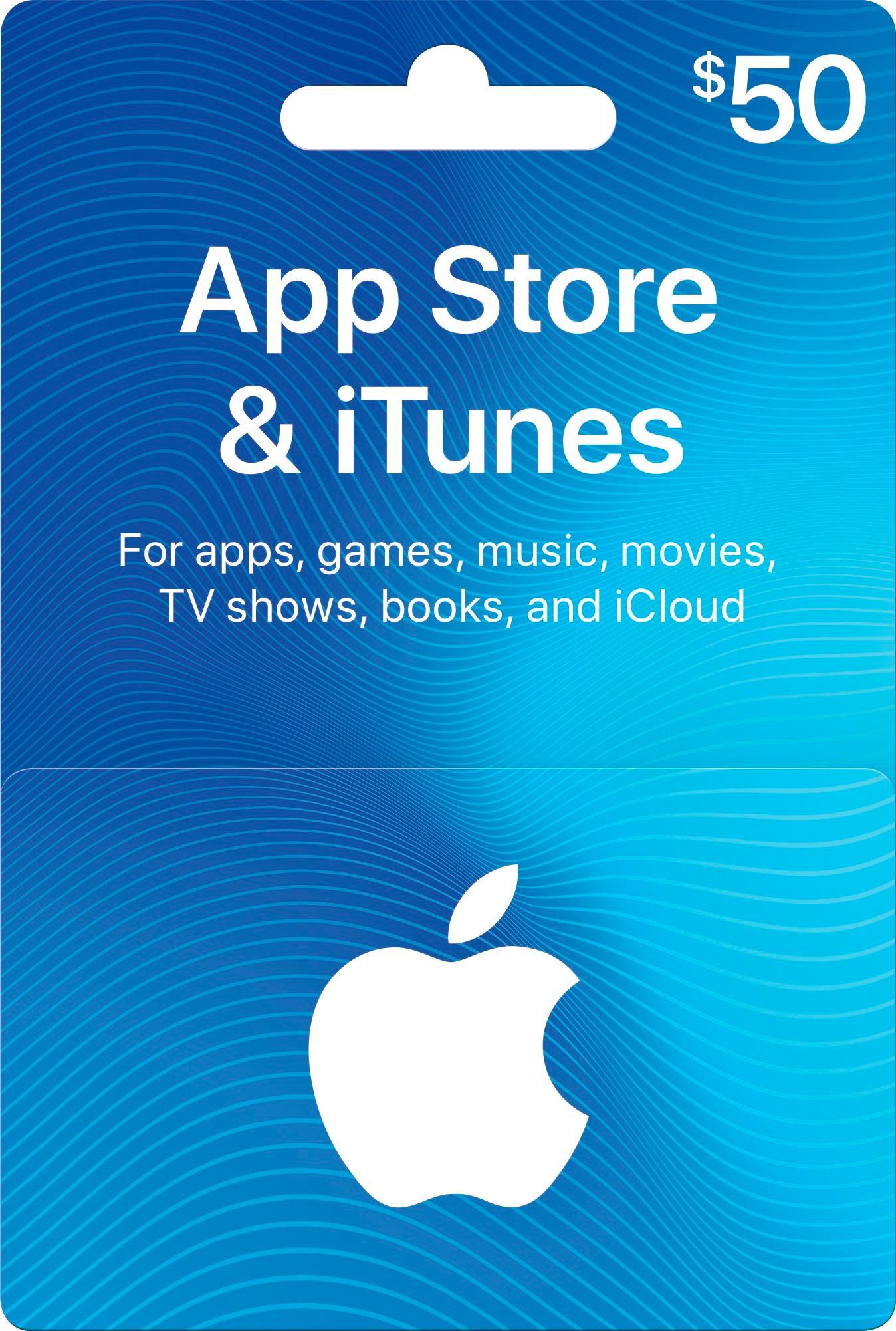 Apple ITUNES 0114 $50 largeFrontImage