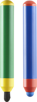 Insignia™ - Children's Styluses (2-Count) - Green/Yellow/Blue/Red