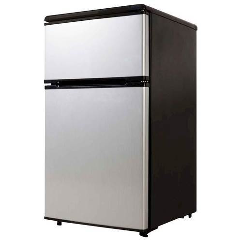 Equator - 3.1 Cu. Ft. Compact Refrigerator - Black