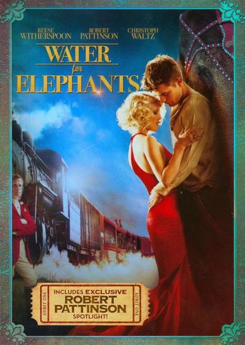 Water for Elephants (DVD)