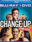 The Change-up [rated/unrated] [2 Discs] [blu-ray/dvd] 3697755