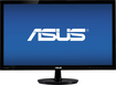 "Asus - 24"" Widescreen LED HD Monitor - Black"