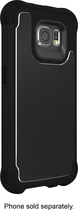 Ballistic - Tungsten Tough Case for Samsung Galaxy S6 Cell Phones - Black