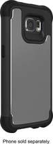 Ballistic - Tungsten Tough Case for Samsung Galaxy S 6 Cell Phones - Metal Gray/Onyx