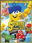 The SpongeBob Movie: Sponge Out of Water (3D Blu-ray) (Blu-ray/DVD) (Digital Copy) 2015