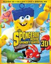 The Spongebob Movie: Sponge Out Of Water [3 Discs] [includes Digital Copy] [3d] [blu-ray/dvd] 3705023