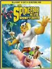 The SpongeBob Movie: Sponge Out of Water (Blu-ray/DVD) (Digital Copy) 2015