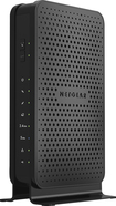 NETGEAR - N600 Dual-Band Wireless-N Router with Built-in Cable Modem