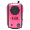 ECOXGEAR - Eco Extreme Carrying Case for Speaker, iPhone, Smartphone, Digital Player, Cellular Phone, iPod - Pink