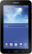 Samsung - Galaxy Tab 3 Lite - 8GB - Dark Gray