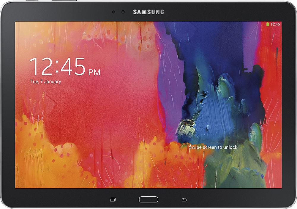 Samsung - Galaxy Tab Pro 10.1 - 16GB - Black