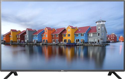 LG - 42 Class (41.9 Diag.) - LED - 1080p - HDTV - Black