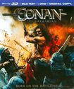 Conan The Barbarian [2 Discs] [3d/2d] [blu-ray/dvd] 3720284