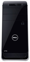 Dell - XPS Desktop - Intel Core i7 - 12GB Memory - 1TB Hard Drive - Black