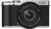 Fujifilm - X-A2 Mirrorless Camera with XC 16-50mm Lens - Silver