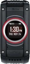 Casio - Ravine 2 Cell Phone - Black (Verizon Wireless)