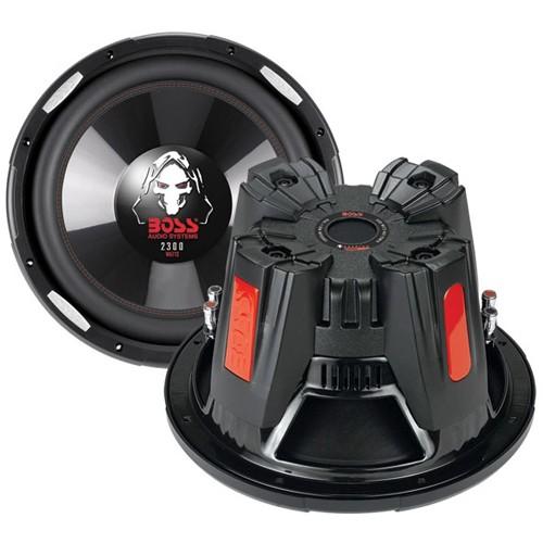 Boss Audio Systems P126DVC