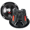 Boss - P126DVC Phantom Series Dual 4 OHM Voice Coil Subwoofer 12-inches