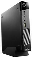 Lenovo - ThinkCentre Desktop - Intel Celeron - 4GB Memory - 500GB Hard Drive - Business Black