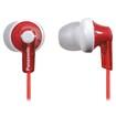 Panasonic - Earphone - Red
