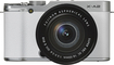 Fujifilm - X-A2 Mirrorless Camera with XC 16-50mm Lens - White