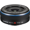 Olympus - M.ZUIKO DIGITAL 17 mm f/2.8 Wide Angle Lens for Micro Four Thirds