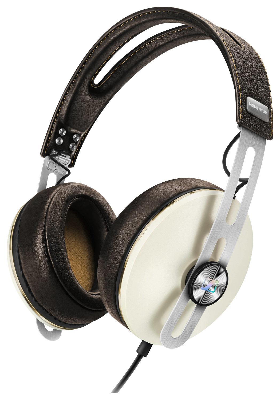 Sennheiser - Momentum (M2) Over-the-Ear Headphones - Ivory