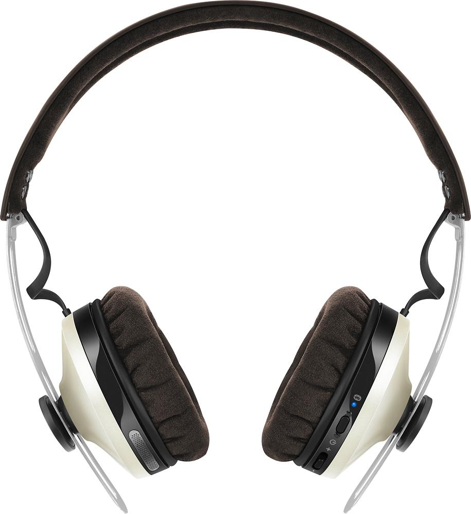 Sennheiser - Momentum (M2) Wireless On-Ear Headphones - Ivory